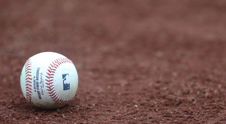 Pittsburgh Pirates baseball on field