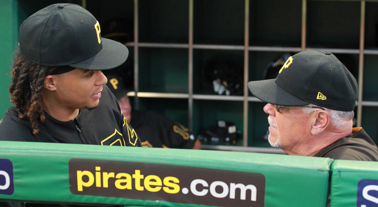 Chris Archer & Ray Searage