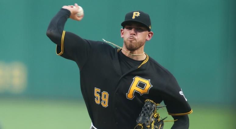 Pirates Pitcher Joe Musgrove