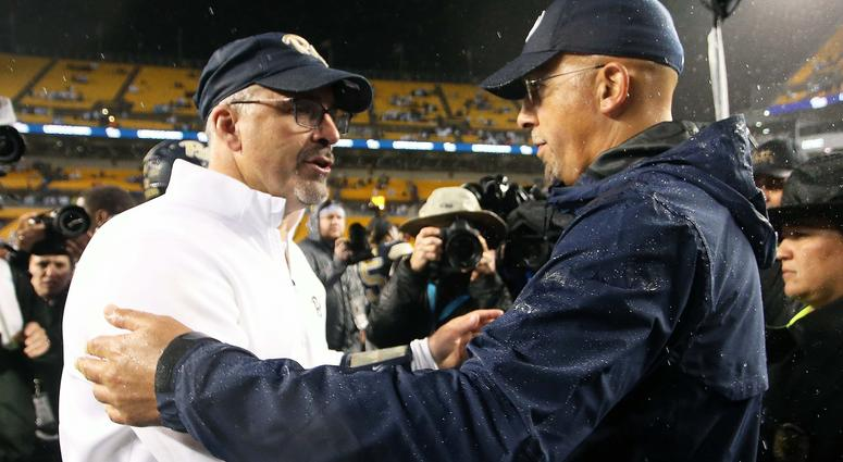 260707b9 Narduzzi says his team is moving on after one of the worst defeats in school  history