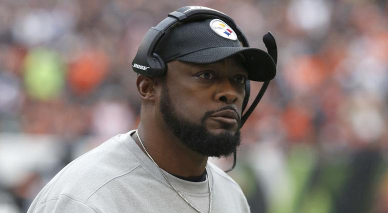 8b23fd56 Coach Tomlin addressed the possibility of Bell's return at weekly press  conference.