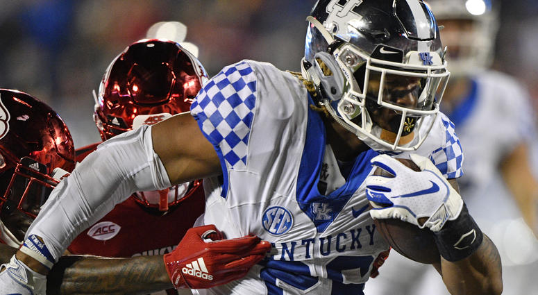 Benny Snell at Kentucky