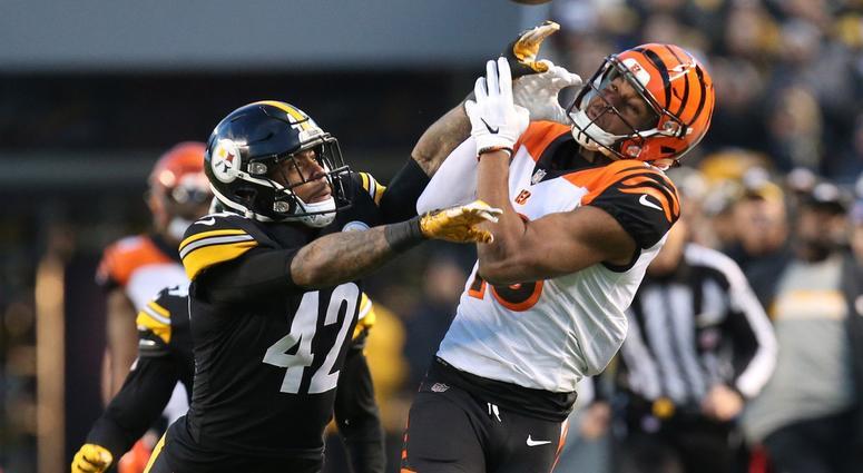 bb75beb7b99 Pittsburgh Steelers Release Safety Morgan Burnett