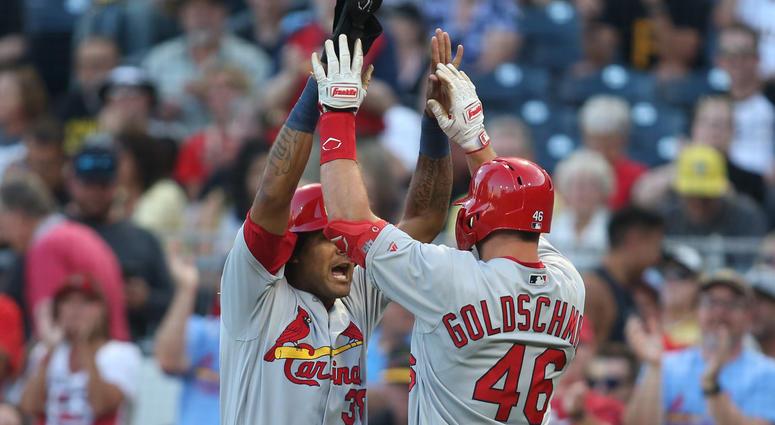 Martinez Home Run Lifts Cardinals Over Pirates 4-3