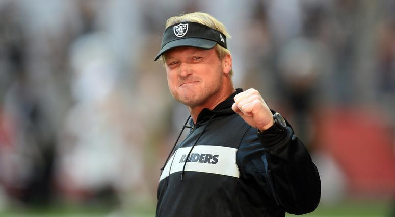 the best attitude ceaec 0d4fc Gruden Talks Tomlin, Steelers-Raiders Rivalry | 93.7 The Fan