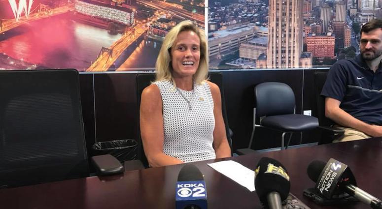 Pitt AD Heather Lyke