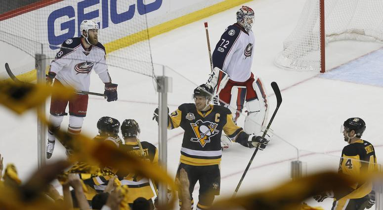 photo relating to Pittsburgh Penguins Printable Schedule identified as Penguins Launch Pre-Year Plan 93.7 The Admirer