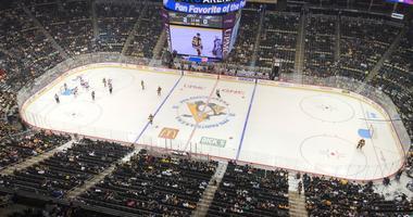 The Penguins take on Columbus in the 2018 preseason