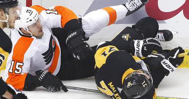 Pittsburgh Penguins' Evgeni Malkin