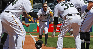 Pittsburgh Pirates' Corey Dickerson
