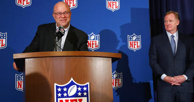 David Tepper, owner of the Carolina Panthers