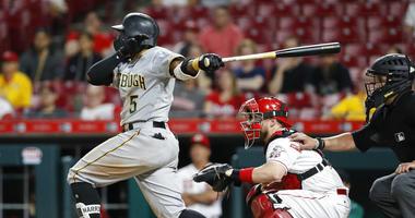 Pittsburgh Pirates' Josh Harrison