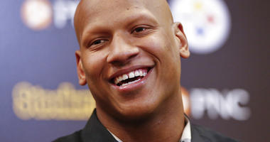 Pittsburgh Steelers linebacker Ryan Shazier