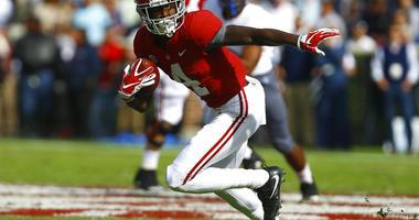Alabama wide receiver Jerry Jeudy