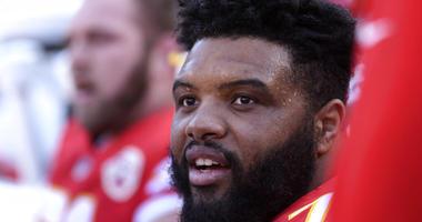 Kansas City Chiefs offensive tackle Jeff Allen
