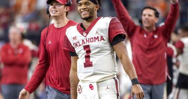 Oklahoma quarterback Kyler Murray