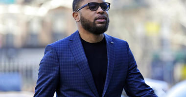 Christian Dawkins arrives at federal court in New York. A jury began deliberating on Monday, May 6, 2019, at the trial of Dawkins, a business manager, and youth basketball coach Merl Code, both accused of secretly bribing assistant college basketball coac