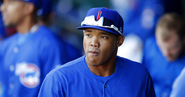 Chicago Cubs Addison Russell