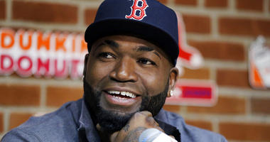 Boston Red Sox's David Ortiz
