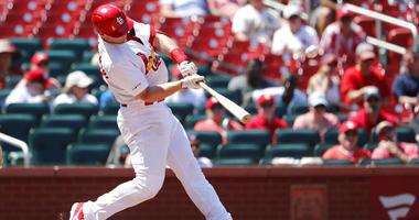 Goldschmidt's 3-run homer lifts Cardinals over Pirates 6-5