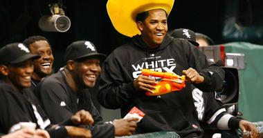 Chicago White Sox pitcher Octavio Dotel