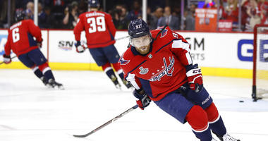 Capitals Star Kuznetsov Banned from Russia Team For 4 Years