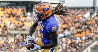 Pitt Stuns #15 UCF With 35-34 Win