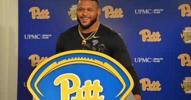 Donald Says Giving to Pitt is a Blessing