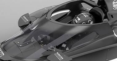 Aeroscreen Cockpit Protection For 2020 IndyCar