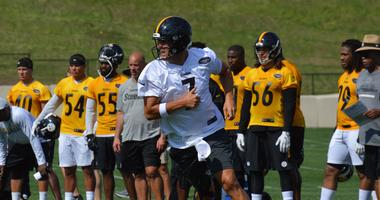 Ben Roethlisberger says he's lost weight in preparation for the 2018-19 season.