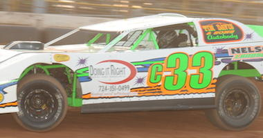 Corey McPherson No. C33 Pro Stock Car