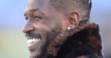 Steelers WR Antonio Brown
