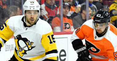 Riley Sheahan Talks With Starkey And Mueller About Their First Round Matchup