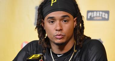 Pirates righty Chris Archer at introductory press conference