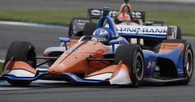 Scott Dixon No. 9 PNC Bank Chip Ganassi Racing Honda