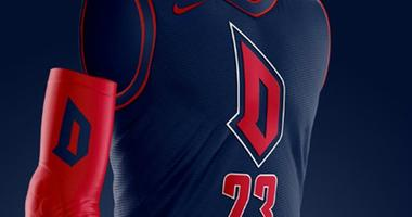 new Duquesne basketball uniform