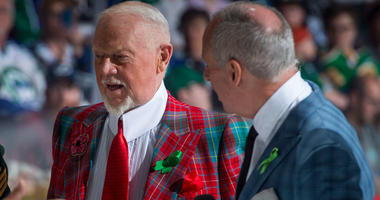 Hockey Commentator Don Cherry Fired For Rant Over Immigrants