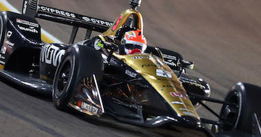 No. 5 Arrow Electronics Driven By James Hinchcliffe