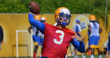 NFL Quarterback's Son Hoping for Another Chance with Pitt