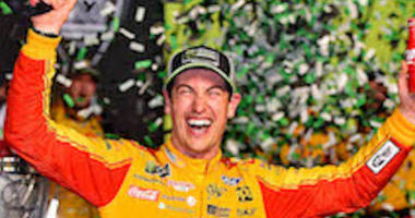 Joey Logano Wins Ford EcoBoost 300 To Capture NASCAR Cup Title