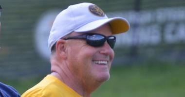 Steelers GM Kevin Colbert