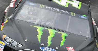 Kurt Busch's No. 41 Monster Energy Ford Fusion