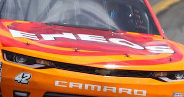 No. 42 ENEOS Chip Ganassi Racing Chevrolet