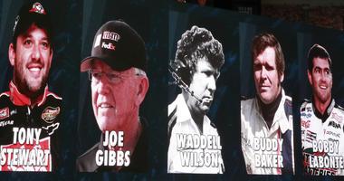 NASCAR 2020 Hall Of Fame Members