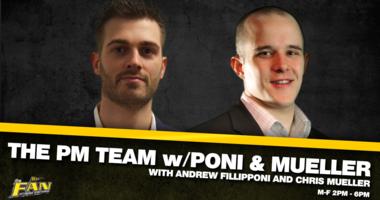 The PM Team w/ Poni & Mueller