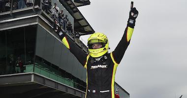 Team Penske's Simon Pagenaud Wins IndyCar Grand Prix