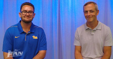 Peak at the Panthers with Chris Peak and Cale Berger