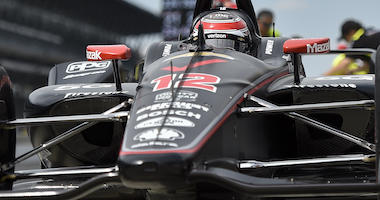 Will Power's No. 12 Verizon Team Penske Chevrolet