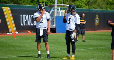 Joshua Dobbs and Mason Rudolph