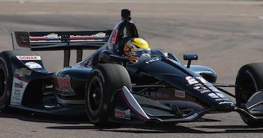 Ed Carpenter Racing's Spencer Pigot At The NTT IndyCar Series Firestone Grand Prix Of St. Petersburg